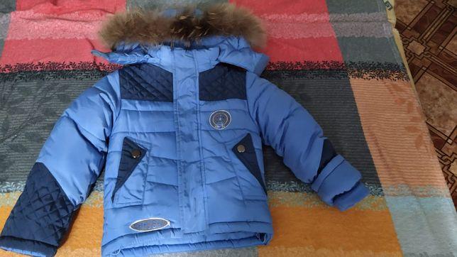 Продам детские куртки зимние
