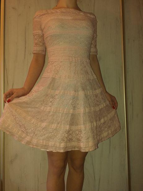Piękna sukienka Orsay