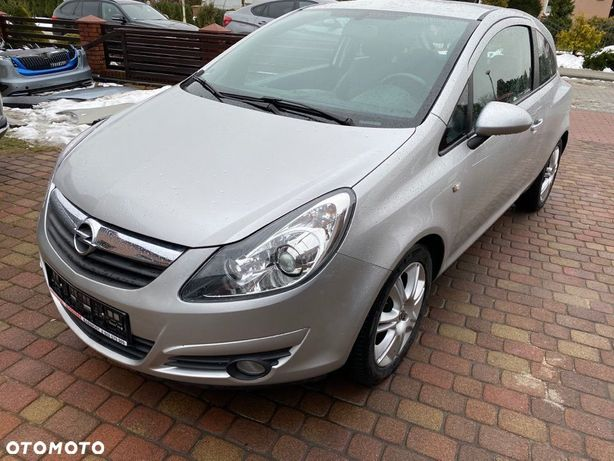 Opel Corsa Tempomat klima 1.4i soczewka