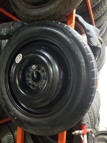 Koło Dojazdowe Nissan Qashqai-Juke R17 5x114.3