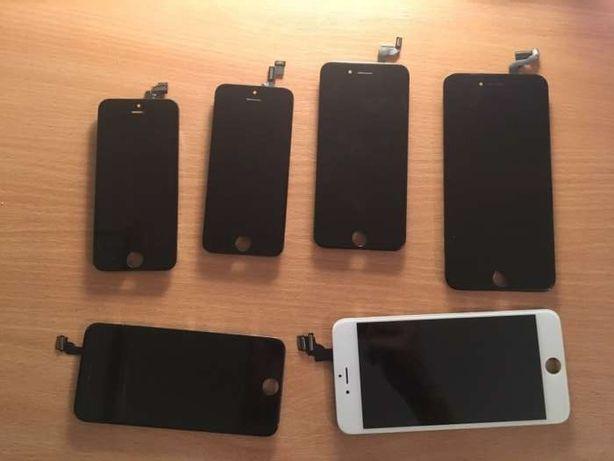 Замена дисплей iPhone 6 6s 7 Plus 8 X xr 11 Xs экрана модуля оригинал