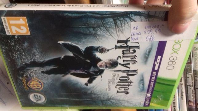 Harry potter insygnia śmierci cz 1 xbox 360, sklep, od ręki