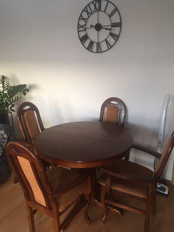 Stół 90-250 gratis krzesla 4 szt