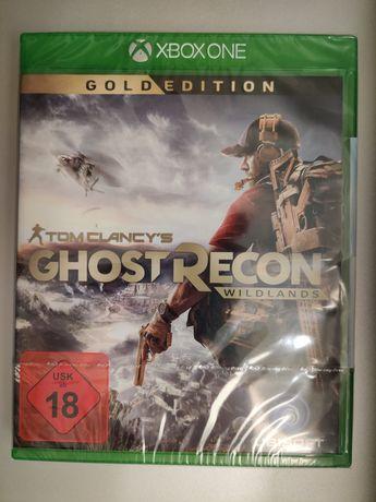 Xbox One Ghost Recon Wildlands GOLD edition