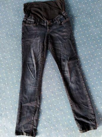 Spodnie ciążowe, jeansy ciążowe H&M r. 44