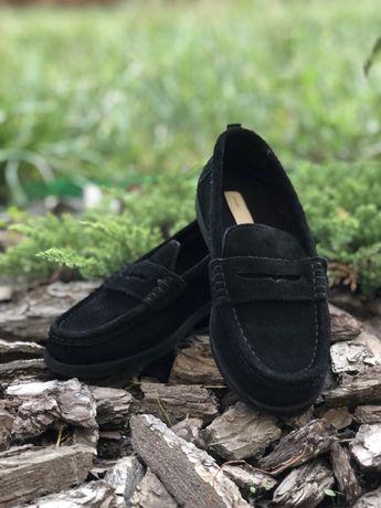 Туфли h&m 31 размер замш