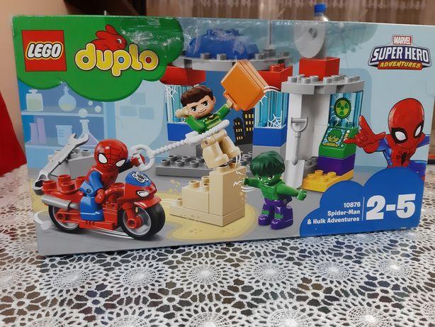 Zestawy Lego Duplo 10876