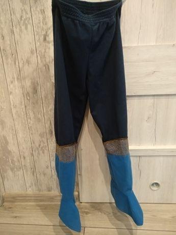 Spodnie dla małego rycerza