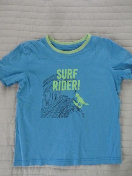 T-shirt, koszulka z dinozaurem dla chłopca 122