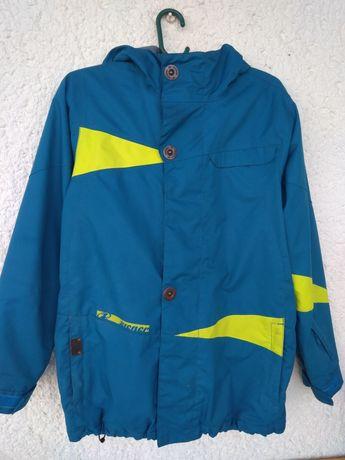 Куртка лыжная Ziener на 164 р s xs мембрана 5000 дышащая