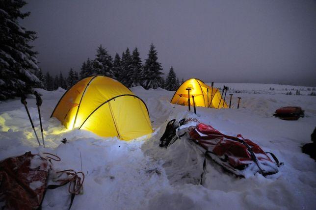 Wyprawy Zimowe 2021 - trawers Gór Izerskich z AKTYWNI-365