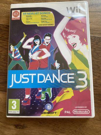 Jogo Wii Just Dance 3