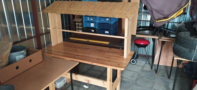 Stół wiejski ręcznie robiony