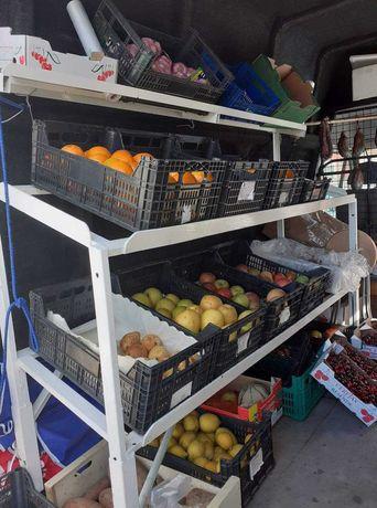 Expositor de fruta