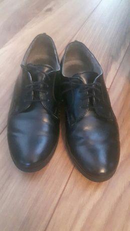 Buty wizytowe czarne 31