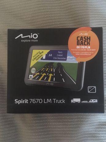 Nawigacja Mio Spirit 7670 LM Truck