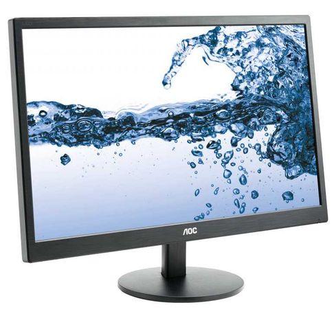 """Monitor AOC E2270SWHN 22"""" 1920x1080px GWARANCJA Fabrycznie NOWY GRATIS"""