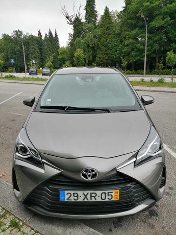 Toyota Yaris 2019 semi novo