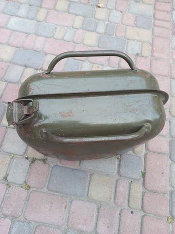 Канистра металическая 40л СССР