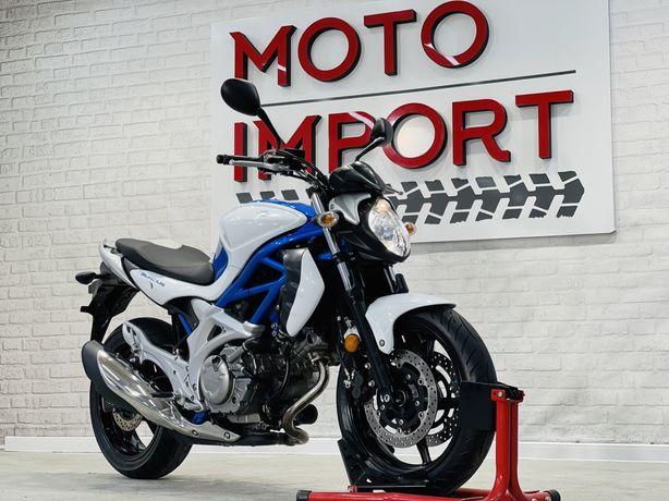 Мотоцикл Suzuki Gladius 650сс 2009г из Японии+оформление+КРЕДИТ