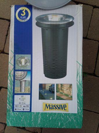 Lampa najazdowa 8 szt wodoszczelna IP 67