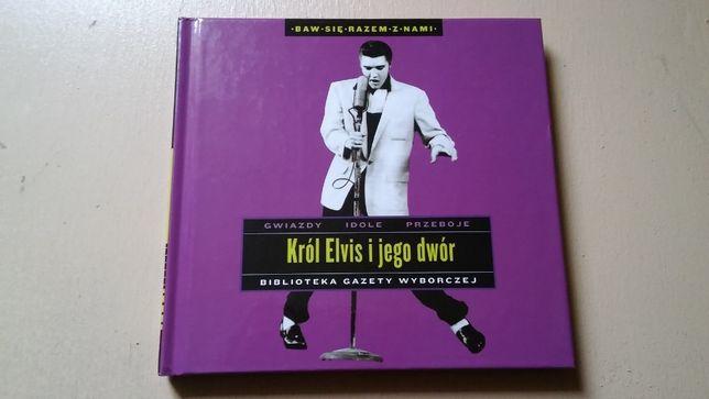 Płyta cd Król Elvis i jego dwór