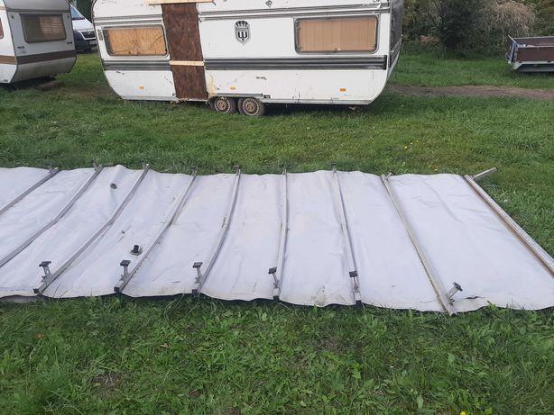 Dach do przyczepy kempingowej