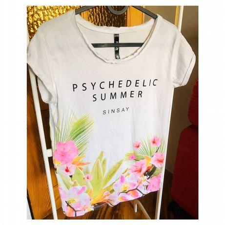 Tshirt bluzka Sinsay xs