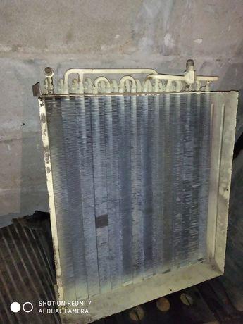 Радиатор холодильної установки