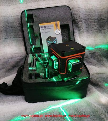 Nível laser 12 linhas luz verde