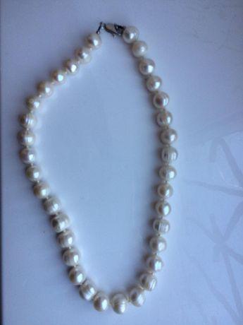 Жемчужное ожерелье натуральный жемчуг