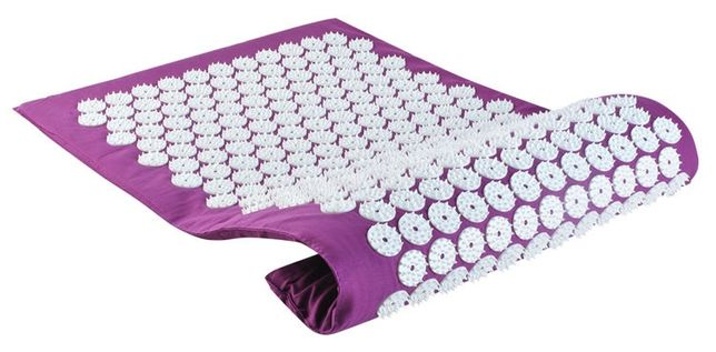 Масажний ортопедичний килимок Acupressure Mat Ортопедический массажный