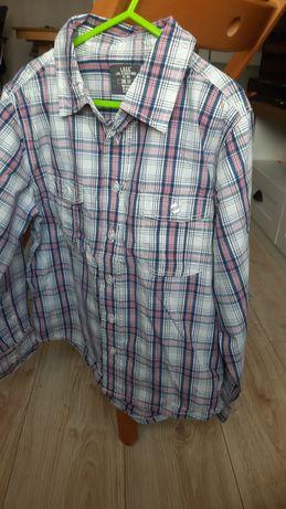Koszula hm, rozmiar 134