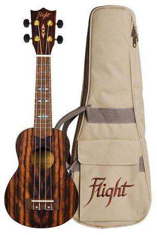 Ukulele FLIGHT DUS460 AMARA ukulele sopranowe