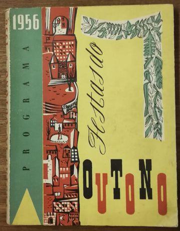 festas do outono, programa 1956