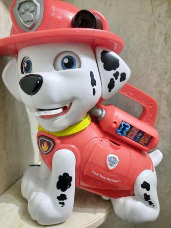 Интерактивный щенок Маршал щенячий патруль
