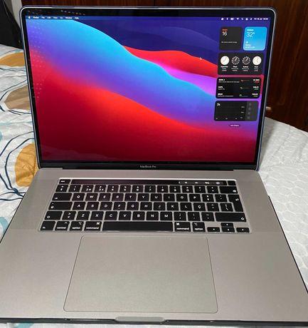 "MacBook Pro 16"" / i9 2.3Ghz / 16GB RAM / SSD 1TB / Radeon Pro 5500M"