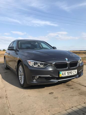 BMW 320i Xdrive Luxury Official 2012!!!