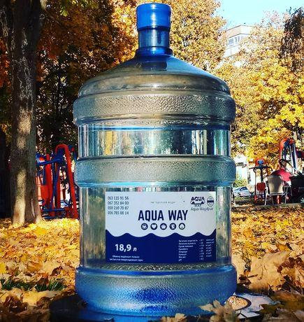 Доставка воды Aqua Way