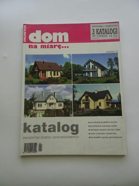 Katalog projektów Dom na miarę.