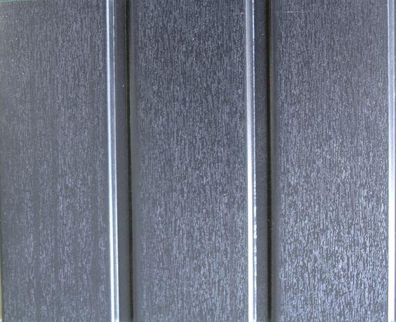 Podbitka dachowa,komorowa,potrójna,sztywna LEDIS Antracyt