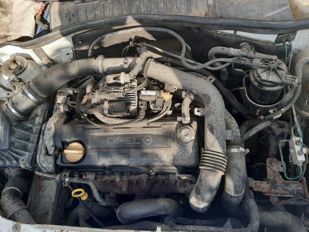 Двигун опель комбо DTI двигатель астра