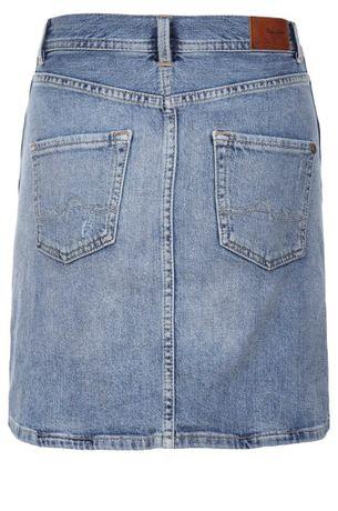 Pepe jeans spódnica jeansowa levis miss denim wrangler