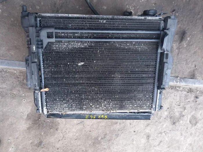 Pas wzmocnienie chłodnice wentylator bmw e46 lift 318i 1,9 benzyna Radzyń Podlaski - image 1