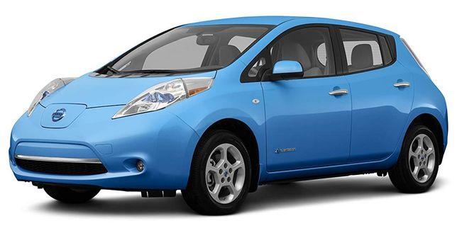 Nissan leaf ремонт батарея ключ автономный отопитель