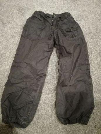 Spodnie zimowe Zara 104 3-4 latka