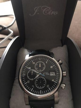 Наручные часы the J.Ciro watches Monaco stainless steel chronograph