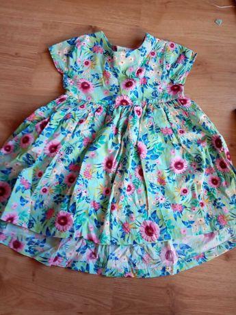 Sukienka, rozm.116
