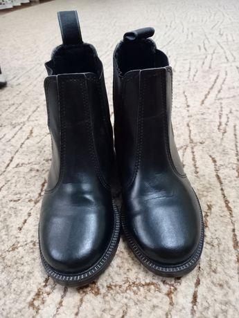 Ботинки осень 34 размер