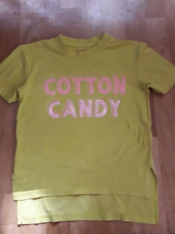 T-shirt  dziewczęcy  rozmiar 146 Reserved
